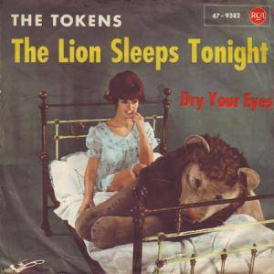 Cover - Tokens, The: Lion Sleeps Tonight, The