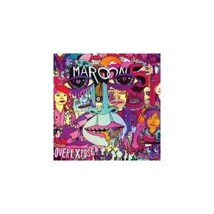 Cover - Maroon 5: Overexposed