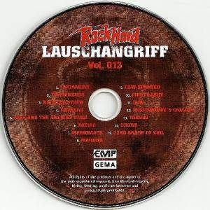 Rock Hard - Lauschangriff Vol. 013 (CD) - Bild 3