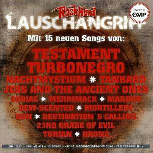 Rock Hard - Lauschangriff Vol. 013 (CD) - Bild 1