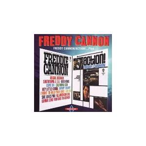 Cover - Freddy Cannon: Freddy Cannon / Action!...Plus