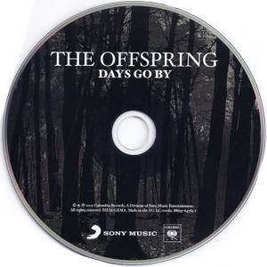 The Offspring: Days Go By (CD) - Bild 5