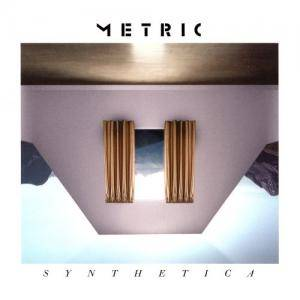 Cover - Metric: Synthetica