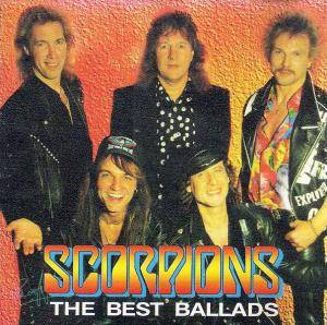 Scorpions: Best Ballads, The - Cover