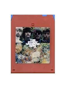 The Byrds: Greatest Hits (8-Track Cartridge) - Bild 1