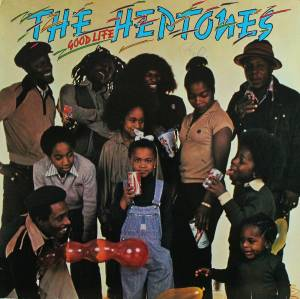 Cover - Heptones, The: Good Life