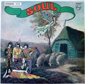 Cover - Cuby + Blizzards: Soul