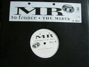 Cover - MR: To France - The Mix Part II