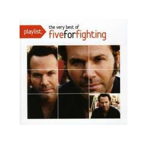 Cover - Five For Fighting: Playlist - The Very Best Of