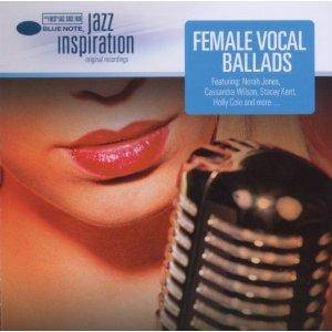 Cover - China Moses: Blue Note Jazz Inspiration - Female Vocal Ballads