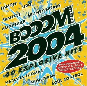 Cover - Eamon: Booom 2004 - The Third