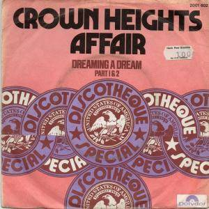 Cover - Crown Heights Affair: Dreaming A Dream