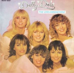 Cover - Dolly Dots: Dreammachine, The