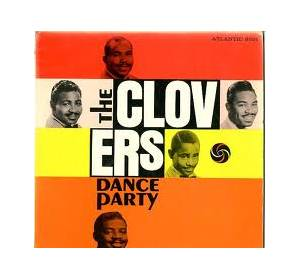 Cover - Clovers, The: Dance Party