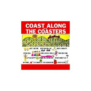 Cover - Coasters, The: Coast Along With The Coasters