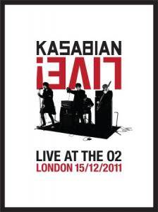 Kasabian: Live At The O2 - Cover