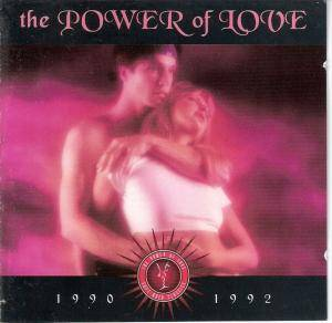 Power Of Love Soft Rock Classics - 1990-1992, The - Cover