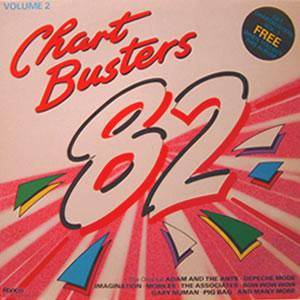 Cover - Starsound: Chart Busters 82 Volume 2