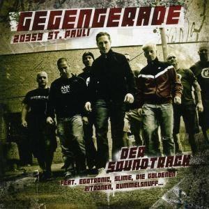 Cover - Nate57: Gegengerade - 20359 St. Pauli - Der Soundtrack