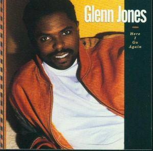 Cover - Glenn Jones: Here I Go Again