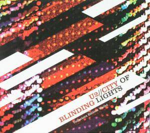 U2: City Of Blinding Lights (2-Single-CD + DVD-Single) - Bild 1