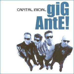Capital Inicial: Gigante! - Cover