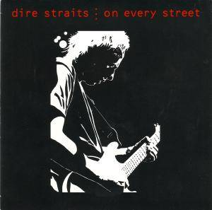 Dire Straits: On Every Street - Cover
