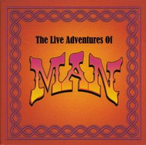 Man: Live Adventures Of Man, The - Cover