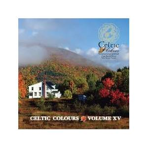 Celtic Colours Volume XV - Cover