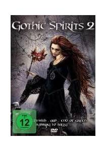 Gothic Spirits 2 - Cover