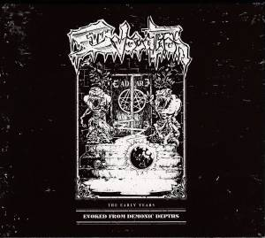Evocation: Evoked From Demonic Depths - The Early Years - Cover