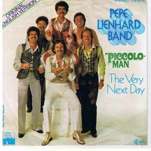 Cover - Pepe Lienhard Band: Piccolo Man
