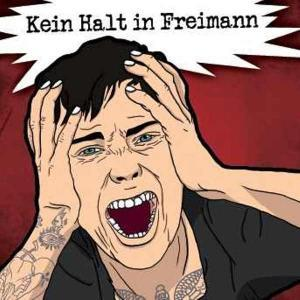 Kein Halt In Freimann - Cover