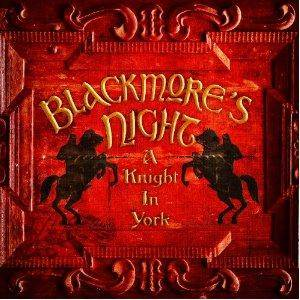 Blackmore's Night: Knight In York, A - Cover