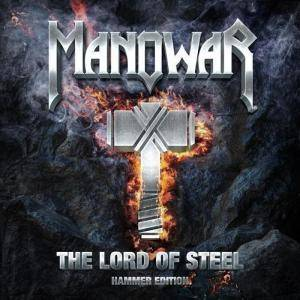 Manowar: Lord Of Steel, The - Cover