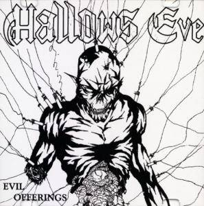 Cover - Hallows Eve: Evil Offerings