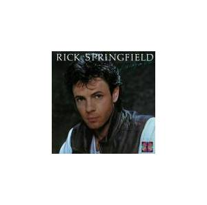 Rick Springfield: Living In Oz - Cover