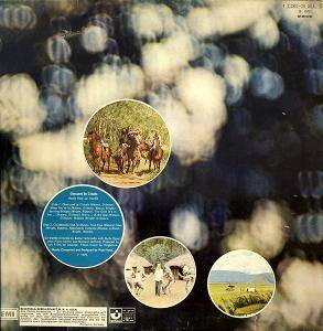 Pink Floyd: Obscured By Clouds (LP) - Bild 2