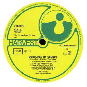 Pink Floyd: Obscured By Clouds (LP) - Bild 4