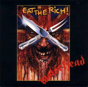 Motörhead: Eat The Rich - Cover