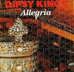 Gipsy Kings: Allegria - Cover