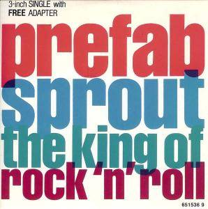 Prefab Sprout: King Of Rock 'n' Roll, The - Cover