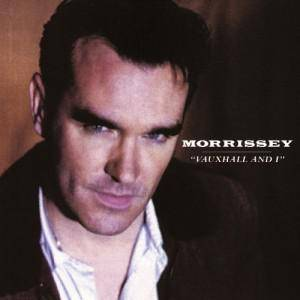Morrissey: Vauxhall And I - Cover