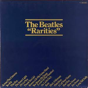 "The Beatles: ""Rarities"" (LP) - Bild 1"