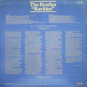 "The Beatles: ""Rarities"" (LP) - Bild 2"