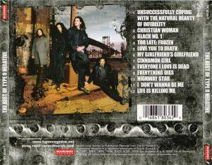 Type O Negative: The Best Of Type O Negative (CD) - Bild 3