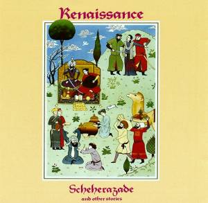 Renaissance: Scheherazade And Other Stories - Cover
