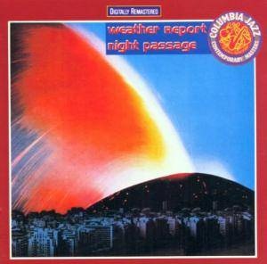 Weather Report: Night Passage - Cover