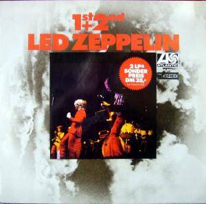Led Zeppelin: I / II - Cover