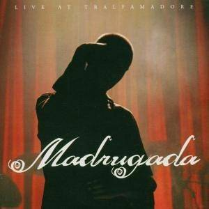 Madrugada: Live At Tralfamadore - Cover
